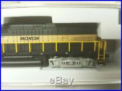 Monon Railroad ALCO C420 w ESU LokSound DCC Sound 504 Atlas 40004031 N Scale