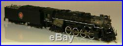 N Bachmann #50951 2-8-4 withDCC/Sound Redecaled Great Northern #765