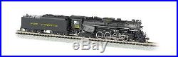 N Bachmann 50955 Pere Marquette #1225 Berkshire 2-8-4 DCC Sound Value
