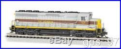 N Bachmann 66451 Diesel Loco Erie Lackawanna #3619 EMD SD45 DCC Sound NIB