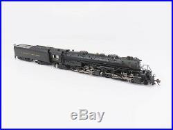 N Bachmann Spectrum 80451 B&O Baltimore & Ohio 2-6-6-4 Steam #7600 DCC & Sound