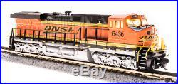 N Broadway Limited GE ES44AC BNSF #6438 Paragon3 Sound/DC/DCC Item #BLI3891