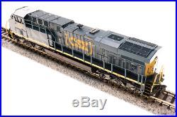 N Broadway Limited GE ES44AC CSX #977 Paragon3 Sound/DC/DCC Item #BLI3896