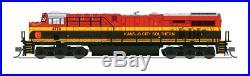 N Broadway Limited GE ES44AC, KCS #4775 Paragon3 Sound/DC/DCC Item #3898