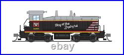 N Broadway Limited SW7 CB&Q Way of the Zephyrs Paragon3 Sound/DCC Item #BLI3879