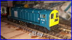 N GAUGE BACHMANN FARISH CLASS 20 no. 20192 HOWES DCC SOUND NEW
