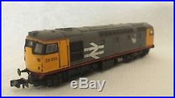 N GAUGE DAPOL CLASS 26 no. 26038 HOWES DCC SOUND IN BR RAILFREIGHT LIVERY