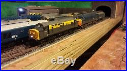 N GAUGE FARISH CLASS 37 no. 37133 DCC TTS SOUND NEW