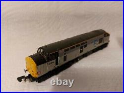 N Gauge Farish Class 37 No. 37514 in BR Grey sector livery. DCC SOUND