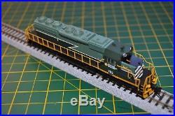 N Intermountain 69351S-02 SD40-2 BC Rail BCR # 755 DCC Installed w / Sound NIB