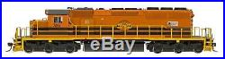 N Intermountain 69368S-02 SD40-2 G&W Genesee & Wyoming RCPE #3420 DCC Sound NIB