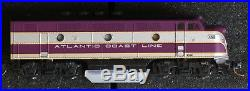 N KATO F2-A ACL ATLANTIC COAST LINE with DCC SOUND MAXiSOUND CHASSIS brand new