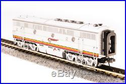 N-SCALE Broadway Limited 3487 EMD F3B, ATSF 18B Paragon3 Sound/DC/DCC