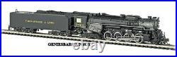 N Scale 2-8-4 Chesapeake & Ohio (C&O) Locomotive DCC & SOUND Bachmann New 50954