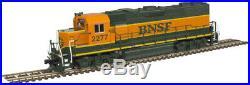 N Scale ATLAS GOLD 40 003 612 BNSF GP38-2 Loco # 2256 DCC & SOUND