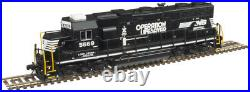 N Scale ATLAS GOLD 40 004 139 NORFOLK SOUTHERN GP-38 Low Nose # 5669 DCC & SOUND
