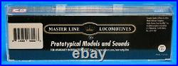N Scale ATLAS MASTER LINE GOLD 40 004 799 BNSF GP39-2 Phase II #2715 DCC & SOUND