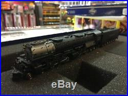 N-Scale Athearn 22933 Union pacific # 3985 Challenger 4-6-6-4 DCC with Sound