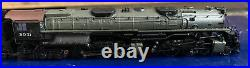 N Scale Athearn 4-6-6-4 Challenger Custom Great Northern GN 2031 DCC Sound