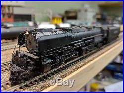 N Scale Athearn 4-6-6-4 Union Pacific Challenger Locomotive withDCC and Sound