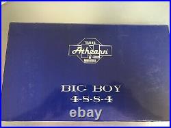 N Scale Athearn Big Boy 4-8-8-4 4014 Dcc With Sound