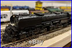 N Scale Athearn Challenger Union Pacific Locomotive with DCC and Tsunami Sound