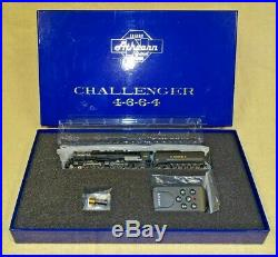 N Scale Athearn Steam Engine 4-6-6-4 Challenger DCC withSound NIB Pick Your Line
