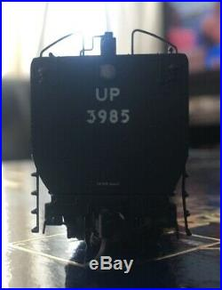 N Scale Athearn Union Pacific 4-6-6-4 Challenger 3985 DC/DCC Sound UP Steam Loco