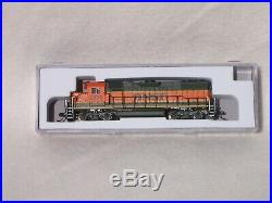 N Scale Atlas BNSF GP38-2, Rd #2270 withDCC & Loc Sound. New in Box