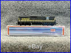 N Scale Atlas D&RGW SD-7 Bumblebee Scheme Engine # 5300 withESU DCC & Sound