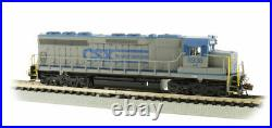 N Scale BACHMANN SD-45 CSX #8938 With DCC & SOUND Item #BAC66457