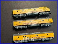 N Scale BLI UP City of San Francisco E7 A-B-B Consist, All 3 Powered/Sound/DCC