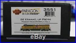 N Scale BROADWAY LIMITED 3551 UNION PACIFIC ES44AC # 8096 DCC & PAR3 RT SOUND