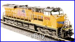 N Scale BROADWAY LIMITED 3552 UNION PACIFIC ES44AC # 8104 DCC/SOUND