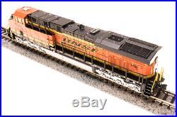 N Scale BROADWAY LIMITED 3891 BNSF GE ES44AC Locomotive # 6438 DCC & SOUND