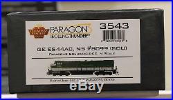N Scale BROADWAY LTD 3543 NORFOLK SOUTHERN SOUTHERN ES44AC #8099 DCC & SOUND