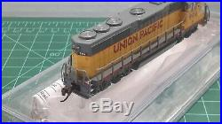 N Scale Bachmann EMD GP40 Union Pacific With Factory DCC & Sound Item #66351