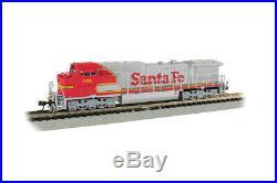 N Scale Bachmann GE Dash 8-40CW SANTA FE #879 DCC & Sound Item #BAC67352