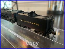 N Scale Bachmann K4 Steam Locomotive #3750 (DCC Sound Value)