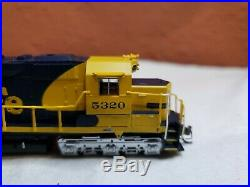N Scale Bachmann Loco #66454 Emd Sd45 Diesel Rd #5320 DCC Sound Equipped New