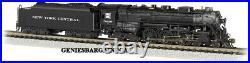 N Scale Bachmann NEW YORK CENTRAL HUDSON 4-6-4 DCC & SOUND Locomotive New 53653