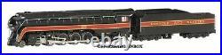 N Scale Bachmann NORFOLK & WESTERN CLASS'J' 4-8-4 DCC & SOUND Locomotive 53252