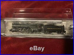 N Scale Bachmann Pennsylvania K4 4-6-2 #1361 DCC Sound Value