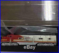 N Scale Bli Emd E6 Santa Fe A-unit, 12l Paragon3 Rolling Thunder 3583 Dcc/sound