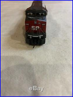 N Scale Bli Paragon3 Rolling Thunder 3751 Ge Ac6000, Sp 602 DCC & Sound. New
