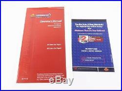 N Scale Broadway Limited BLI 3081 D&RGW Rio Grande PA PB Diesel Set DCC Sound