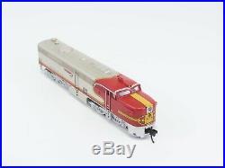 N Scale Broadway Limited BLI 3201 ATSF Santa Fe PA PB Diesel Set DCC & Sound