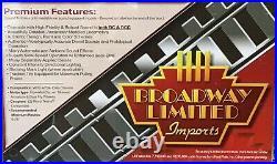 N Scale Broadway Limited Emd E7a Pere Marquette DCC Paragon 2 Sound Locomotive