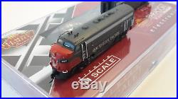 N Scale Broadway Limited F7 A&B'Southern Pac' DC/DCC/Sound Paragon 3 Item #3517