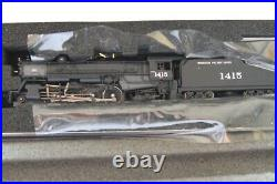 N Scale Broadway Limited Imports USRA 2-8-2 Heavy Mikado Sound DCC-Paragon3 MP